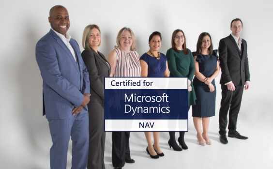 'Certified for Microsoft Dynamics'