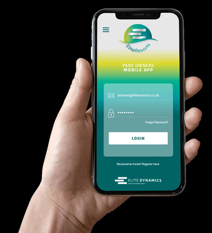 EliteParks Owners App